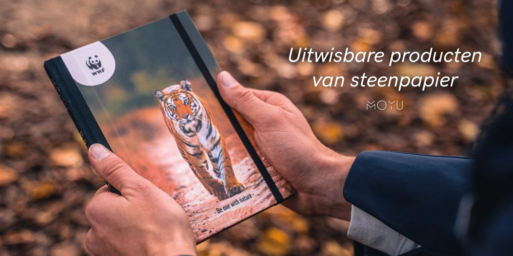 MOYU x WWF notitieboekje