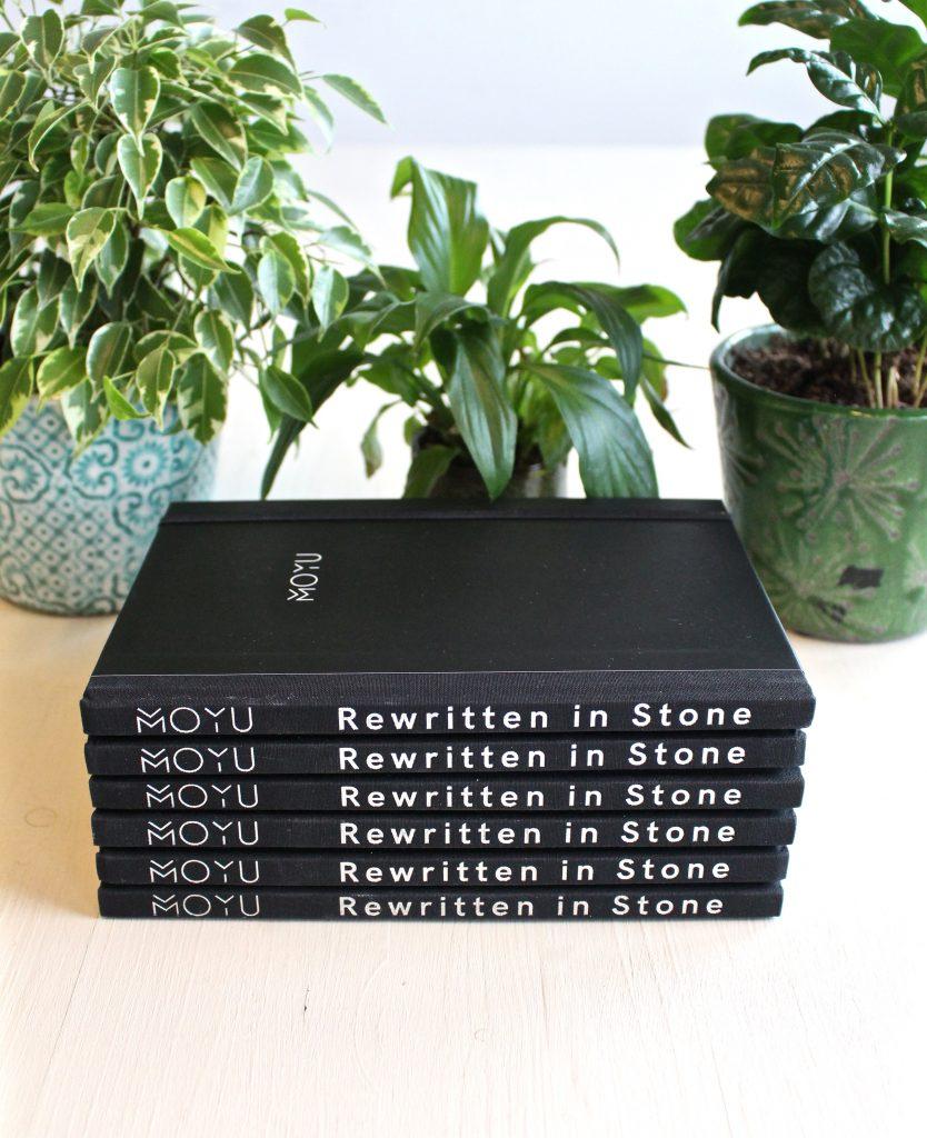 MOYU notitieboekjes: Rewritten In Stone