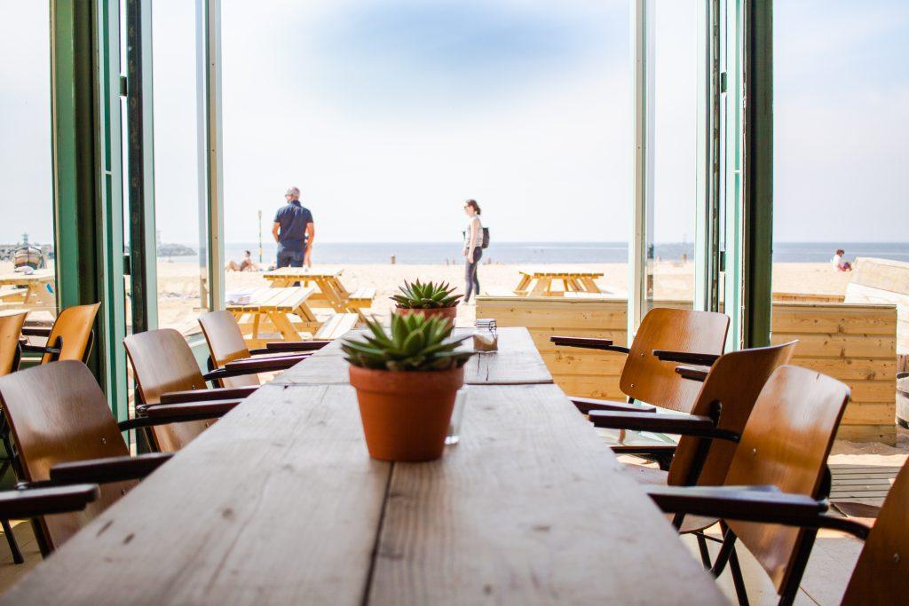 Interieur The Shore Scheveningen